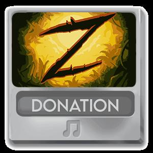 OverGame Donation Alerts Zorro Cover