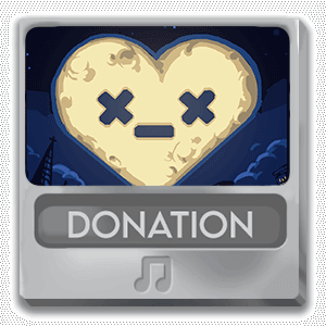 Overgame Donation Alerts Final Hearts Cover Sora