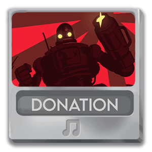 Overgame Hungarian Robot Donation Alert Pack