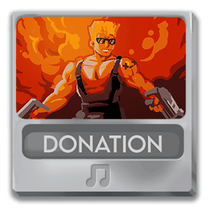 Donation Alerts Cover Nuke Dukem
