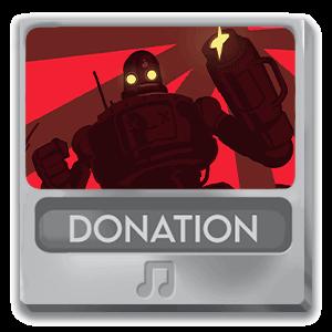 Overgame Hungarian Robot Donation Alert Pack