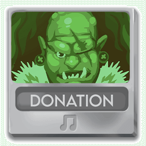 Overgame D'Ork Donation Alerts Cover