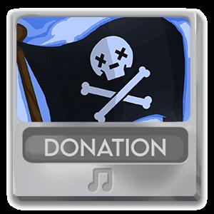 Steam Beard Pirate Donation Alerts Cover