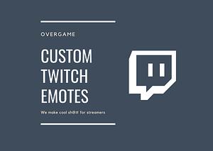 custom twitch emote overgame